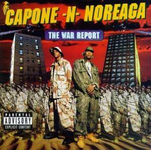 Capone-N-Noreaga: War Report, The - Cover