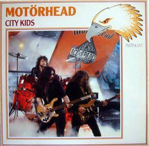 Motörhead: City Kids - Cover