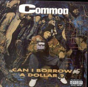 Common: Can I Borrow A Dollar? - Cover