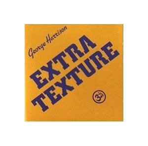 George Harrison: Extra Texture (Read All About It) - Cover