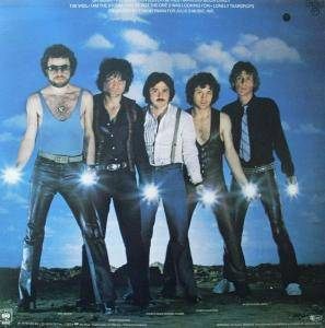 Blue Öyster Cult: Mirrors (LP) - Bild 2