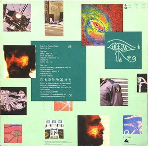The Alan Parsons Project: Eye In The Sky (LP) - Bild 2
