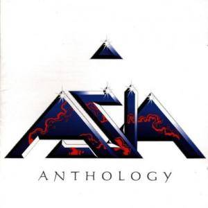 Asia: Anthology - Cover