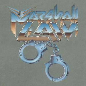 Marshall Law: Marshall Law - Cover