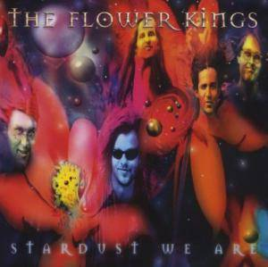 The Flower Kings: Stardust We Are - Cover