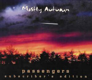 Cover - Mostly Autumn: Passengers