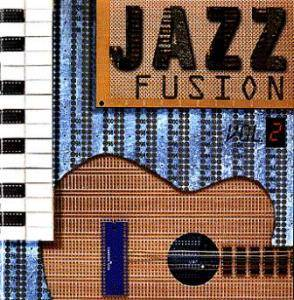 Jazz Fusion Vol. 2 - Cover