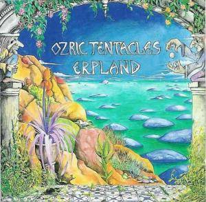 Ozric Tentacles: Erpland - Cover