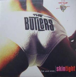 Cover - Butlers, The: Skintight