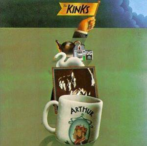 The Kinks: Arthur Or The Decline And Fall Of The British Empire - Cover