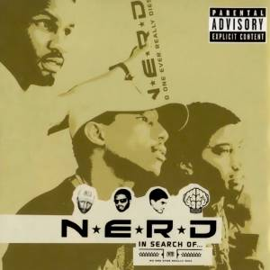 Cover - N*E*R*D: In Search Of...