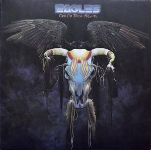 Cover - Eagles: One Of These Nights