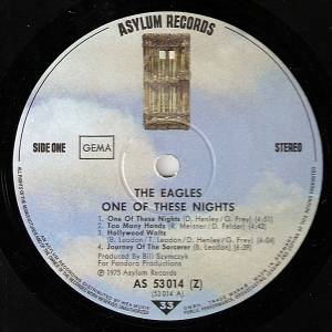 Eagles: One Of These Nights (LP) - Bild 4
