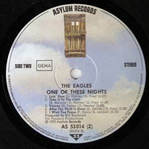 Eagles: One Of These Nights (LP) - Bild 5