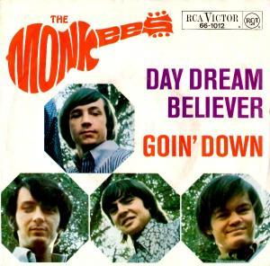 Monkees, The: Daydream Believer - Cover