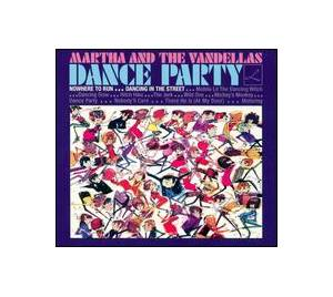 Cover - Martha And The Vandellas: Dance Party