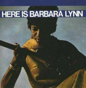Cover - Barbara Lynn: Here Is Barbara Lynn