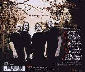 Pestilence: Doctrine (CD) - Bild 2
