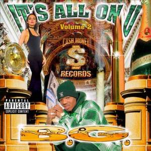 Cover - B.G.: It's All On U Volume 2