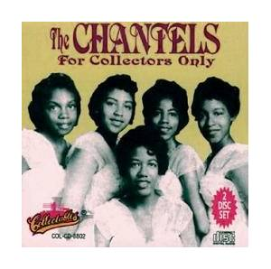 Cover - Chantels, The: For Collectors Only