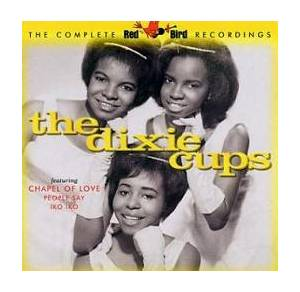 Cover - Dixie Cups, The: Complete Red Bird Recordings, The