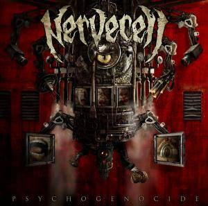 Nervecell: Psychogenocide - Cover
