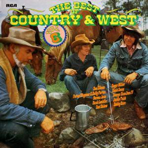 Cover - Norma Jean: Best Of Country & West Vol. 6, The