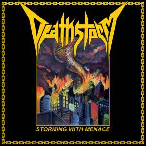 Cover - Deathstorm: Storming With Menace