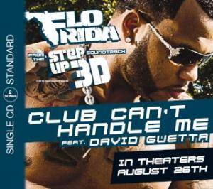 Cover - Flo Rida: Club Can't Handle Me (Feat. David Guetta)