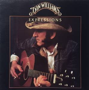 Cover - Don Williams: Expressions