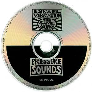 Israel Vibration: The Same Song (CD) - Bild 3