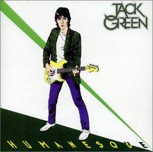 Jack Green: Humanesque - Cover