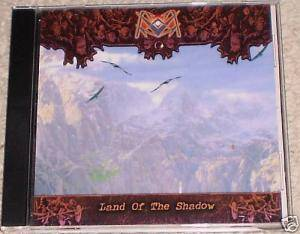 Cover - Uruk-Hai: Land Of The Shadow