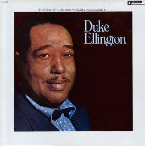 Duke Ellington: Bethlehem Years, Vol. II - Cover