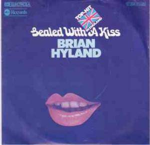 Cover - Brian Hyland: Sealed With A Kiss