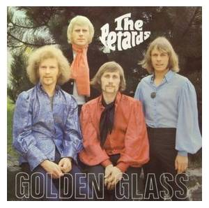 Cover - Petards, The: Golden Glass