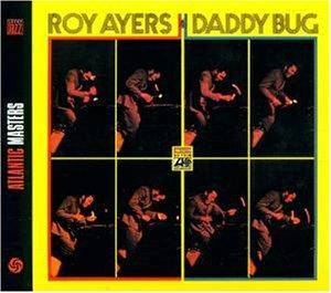 Cover - Roy Ayers: Daddy Bug
