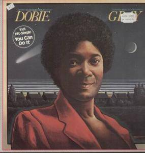Cover - Dobie Gray: Midnight Diamond