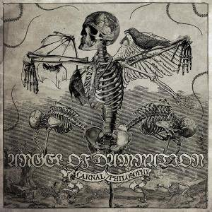 Angel Of Damnation: Carnal Philosophy - Cover