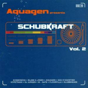 Cover - DJ Jean: Aquagen Presents: Schubkraft Vol. 2