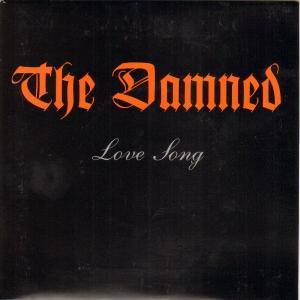 The Damned: Love Song - Live - Cover