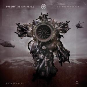 PreEmptive Strike 0.1: Kosmokrator, The - Cover