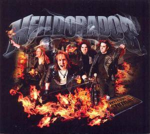 Helldorados: EP - Cover
