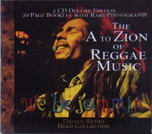 Cover - Joe Higgs: A To Zion Of Reggae Music, The