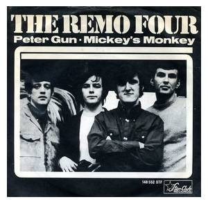 Cover - Remo Four, The: Peter Gun