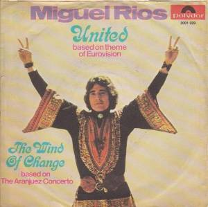 Miguel Rios: United - Cover