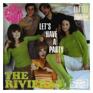Cover - Rivieras, The: Let's Have A Party