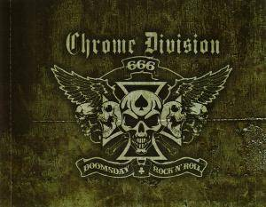 Chrome Division: 3rd Round Knockout (CD) - Bild 5