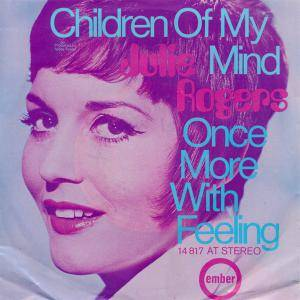 Cover - Julie Rogers: Children Of My Mind