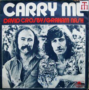 Cover - Crosby & Nash: Carry Me